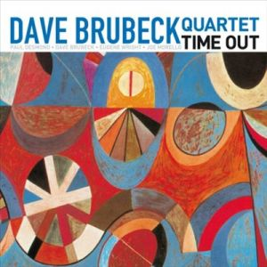 Brubeck, Dave - Time Out [New, 180 gm coloured Vinyl]   ― The Vicious Squirrel