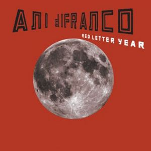 DiFranco, Ani - Red Letter Year [New, Double LP, Vinyl] ― The Vicious Squirrel