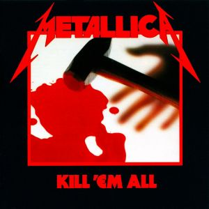 Metallica - Kill 'Em All Used CD