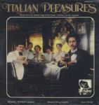 Newman, Michael - Italian Pleasures (music of Giuliani, Carulli & Legnani) [Collectable, Vinyl, VG+-Ex]